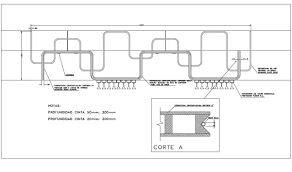 Design Cad 2d Download 2d Cad Drawing Water Pipes Design Autocad File Free Download