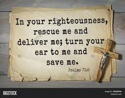 Image result for psalm 71:2