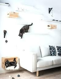 wall mounted cat furniture trees picture ledge s tree south africa wall mounted cat furniture