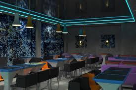 Дипломная работа ресторан Пигмент Дизайн интерьера  11 10 7 6
