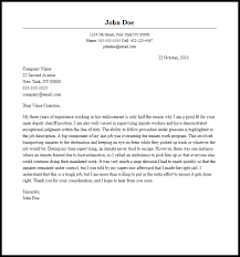 Professional Deputy Sheriff Cover Letter Sample Writing Guide