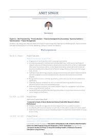 Bioinformatics Resume Project Executive Resume Samples And Templates Visualcv