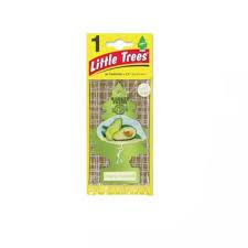 office air freshener. New Little Trees Air Freshener - CREAMY AVOCADO Car \u0026 Home Office F