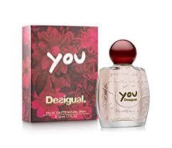 Desigual You EDT Spray for Women, 50 mL/1.7oz ... - Amazon.com