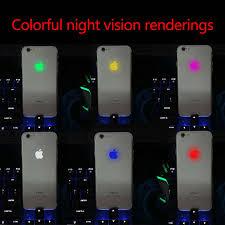 Cảm Ứng Đèn LED Cảm Ứng Phát Sáng Logo Dành Cho iPhone 6 6Plus 6S 6S 7 7  Plus Phát Sáng Đèn LED Logo Led đổi Với Dụng Cụ