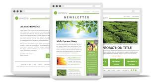 Newsletters Templates 13 Of The Best Email Newsletter Templates And Resources To