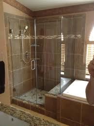 Sliding Shower Doors Lowes With Imposing Frameless Shower Enclosures Lowes  Shower Door Parts For Elegant Sliding