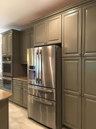 Painted Kitchen Cabinets Kitchen Cabinet Refinishing Painting Grande Finale