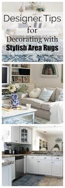 simple ways to decorate with area rugs designer tips