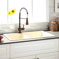 34 sabelle 60 40 offset double bowl drop in granite compositewhite composite kitchen sinks uk sink