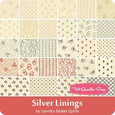 Silver Linings Charm Pack Laundry Basket Quilts for Moda Fabrics ... & Additional Images: Adamdwight.com