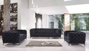 Modern Black Living Room Furniture Modern Living Room Furniture Free Shipping Around Miami
