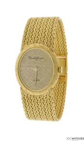 women bueche girod vintage white gold diamond marquise sapphire item id 300w111456 ladies bueche girod 18k yellow gold quartz watch
