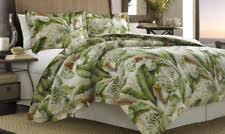 tommy bahama bedspreads. Green Tropical Print Comforter Tommy Bahama Bedding Shams Bed Skirt 4-PC King Bedspreads S