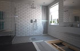 a bathroom refit by using shower trays from the dukkaboard range