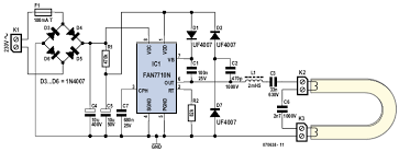 cfl circuit diagram ireleast info cfl circuit diagram wiring diagram wiring circuit