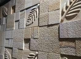 stone cladding interior wall