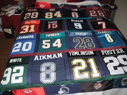 Football jersey quilt | Quilts | Pinterest | Jersey quilt, Craft ... & Football jersey quilt Adamdwight.com
