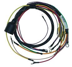 wiring harnesses marine engine parts fishing tackle basic wiring harness engine omc stringer 1979 1981 4 cyl 982025