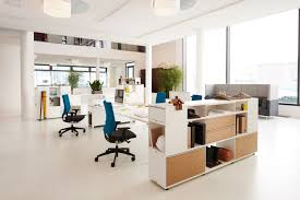 open office interior design. Open Office Planning Furniture Layout Interior Designer Design -