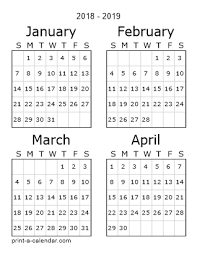 Printable 2018 Weekly Calendar - April.onthemarch.co