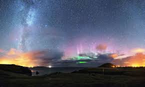 Northern Lights Holidays From Belfast Chasing The Northern Lights In Donegal Ireland Com