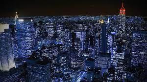 New York City At Night Desktop ...