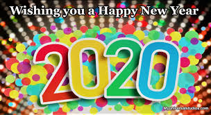 Happy New Year 2020 Images Wishes Greetings Quotes Hd