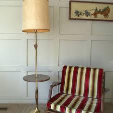 Vintage lighting mid century modern Saucer Mid Century Modern Floor Lamp Vintage Floor Lamp With Table Sc Wanelo Best Floor Lamp Mid Century Products On Wanelo