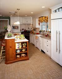 Country Kitchen With Island Kitchen Island Ideas Classic Kitchen Bath Center