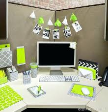 office table decoration ideas. Office Table Decoration Ideas Cubicle Decorating See More Brighten Up Your With Stylish