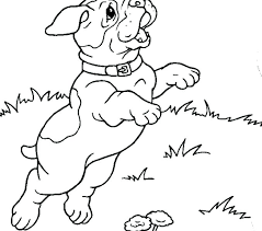 pound puppies coloring pages free printable puppy coloring pages for kids printable puppy coloring pages about