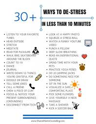 Stress management : 30 Quick, Easy, and Free Ways to reduce ...