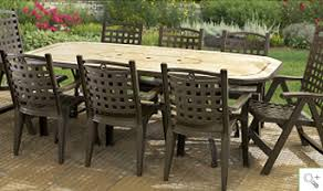 plastic patio furniture. Victoria-dining. Bora High Back Resin Dining Chair Plastic Patio Furniture I