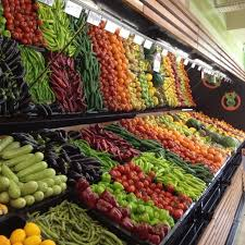 Fruit And Vegetable Stands And Displays Fascinating Fruit Veg Display MaxShelf