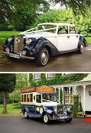 vintage wedding cars from horgans wedding car hire