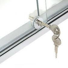sliding glass door lock 2 key reptile