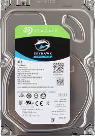 Купить <b>Жесткий диск SEAGATE</b> Skyhawk ST4000VX007 в ...