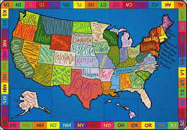 green area rugs elegant united states map rug new flagship carpets my america doodle map