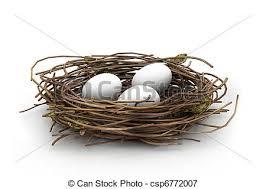 bird nest with eggs clipart. Modren Bird Egg And Nest  Csp6772007 Inside Bird Nest With Eggs Clipart Can Stock Photo