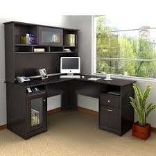 home office armoire. l shaped office armoire with shelves and drawer for modern home design a