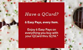 Qcard The Qvc Credit Card Qvc Com