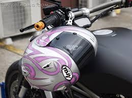 helmet lock for ducati monster 696