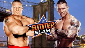 brock lesnar vs randy orton full match wwe summerslam 2016 highlights aug 21 2016 you