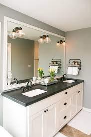 Photos White Vanity Bathroom Black Bathroom Bathroom Countertops