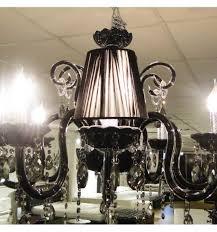 Lampenschirm Schwarz Design Für Kronleuchter Oder