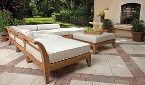 outdoor table with bench seats large size of garden teak and metal patio furniture teak patio outdoor table with bench seats