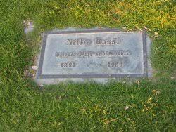 Nellie Rossi (1891-1966) - Find A Grave Memorial