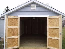 Shed Door Design