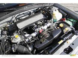 2004 Subaru Forester 2.5 XT Engine Photos | GTCarLot.com